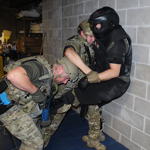 Tactical Team Concepts Instructor (T.T.C.) - 06/09 - 06/11/21, Wright County, MN