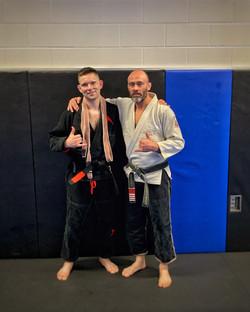 STORM Training Group BJJ black belt
