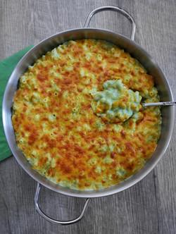 broccoli cheddar mac