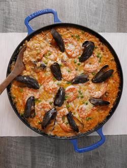 paella mac