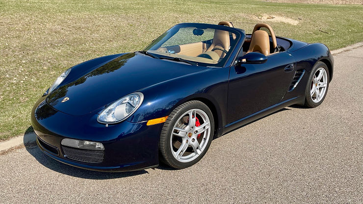 2006 Boxster S
