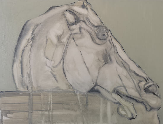Head of the Horse of Selene