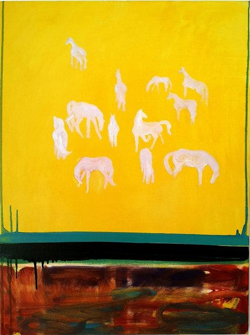Levitations & Meditations (12 Horses)