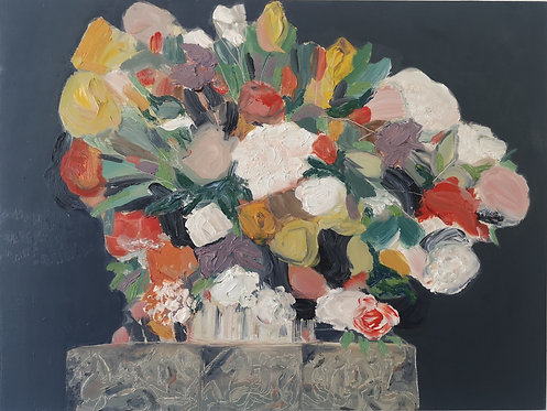 Flowers on a Frieze