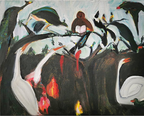 Concert of Birds (After Snyders)