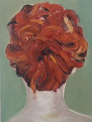 Self Portrait as a Redhead