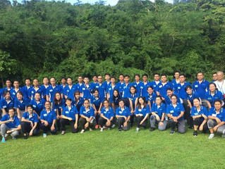 Leadership Camp for middle management program (Panasonic Thailand )