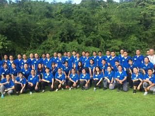 Leadership Camp for middle management program (Panasonic Thailand )