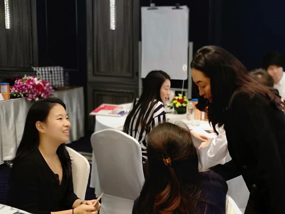 การพัฒนานักบริหารธุรกิจหอการค้า ไทย - จี