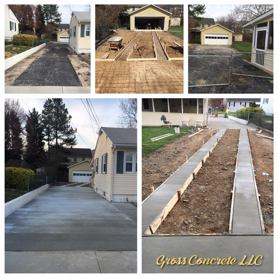 Gross Concrete LLC