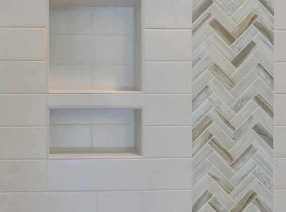 Cabinets & Tile