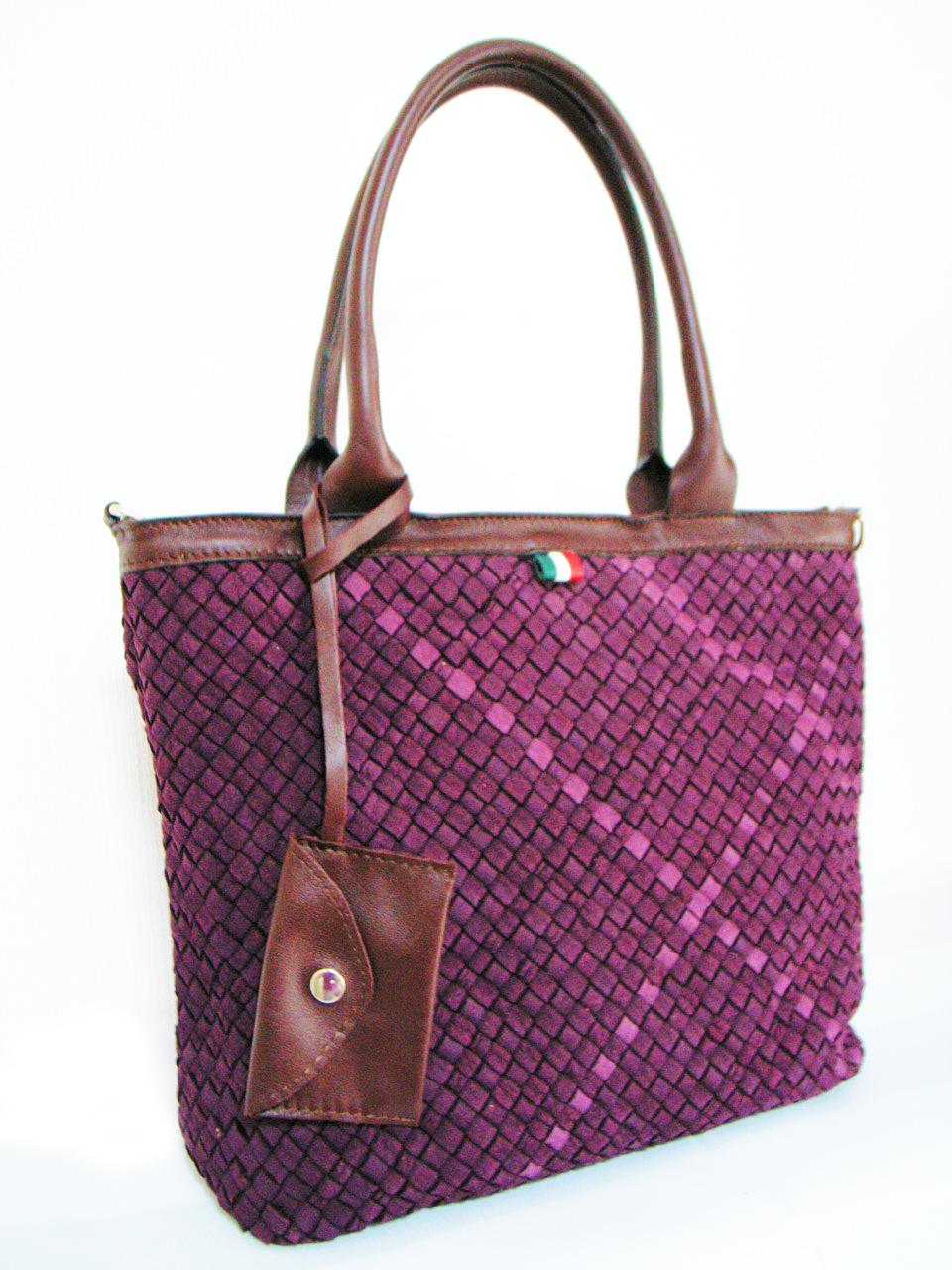 ミドルサイズ 紫2