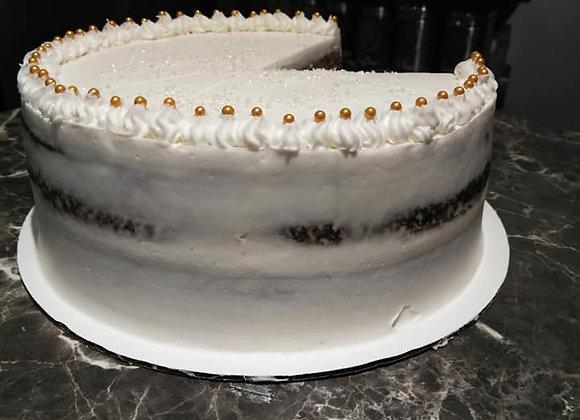 GF DF Carrot Cake
