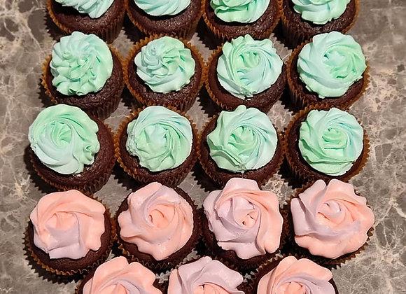 GF DF Chocolate Cupcakes