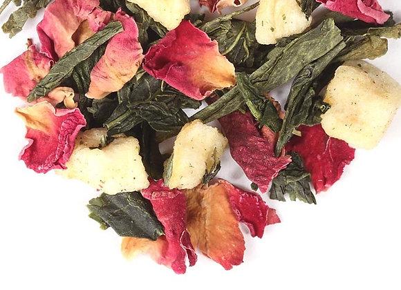 Lychee Rose Green Tea