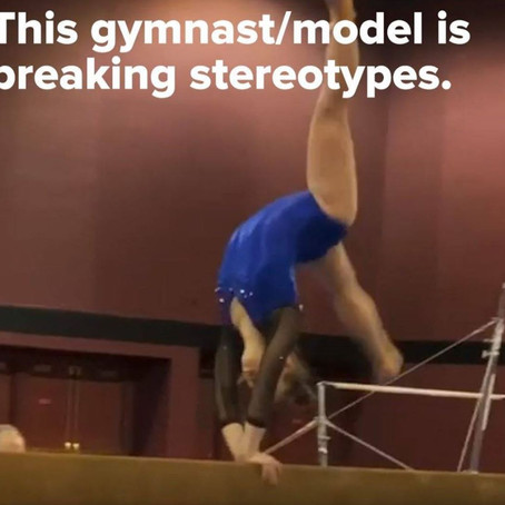 Chelsea Werner is 2-time World Champion gymnast, 4-time US Special Olympics Champion and a model.
