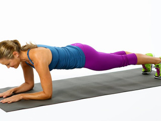 Bodyweight Moves for Lower Abs