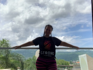 Teaching STRONG 30™ in Jamaica