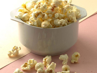 Cheesy Popcorn Recipe