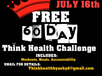 FREE: Think Health Fitness Challenge