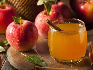 Apple Cider Vinegar Cocktail