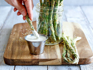 Recipe: Asparagus Fries