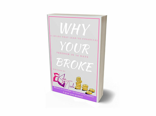 Why You're Broke