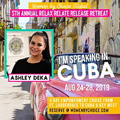5th Annual Relax Relate Release Retreat