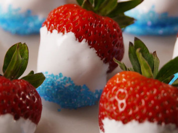 Guilt Free 4th of July Treat