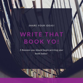 Expose The Writer In You!