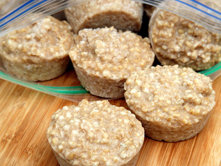Recipe: Homemade Oatmeal On The Go