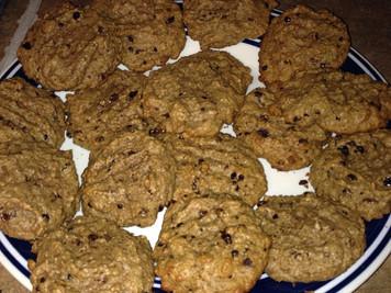 Recipe: Low Carb, Low Sugar Cookies…