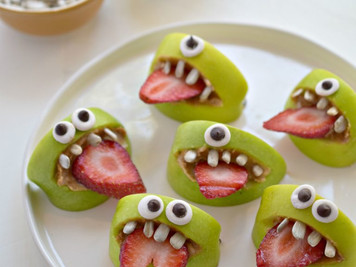 Recipe: Fun Halloween Treats