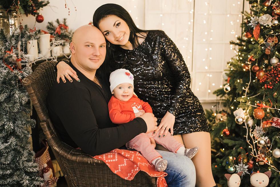 семейная фотосессия в москве