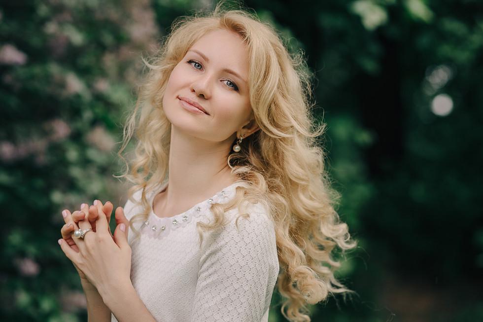 портретная фотосессия в москве
