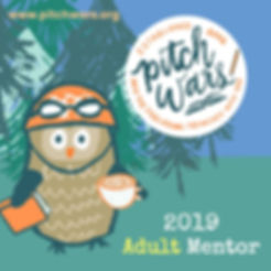 Pitch Wars 2019 Adult Mentor