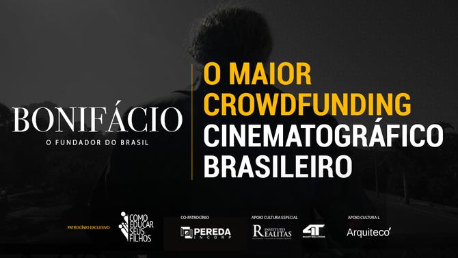 Maior Crowdfunding do Cinema Nacional