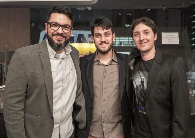 Pré-estreia do Bonifácio em São Paulo!