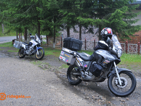 Mototrip to Romania Part 4 | Μότο ταξίδι Ρουμανία Μέρος 4