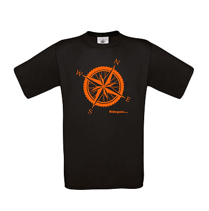 Ridegaia T-shirt Black