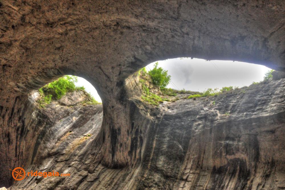 Eyes of God cave