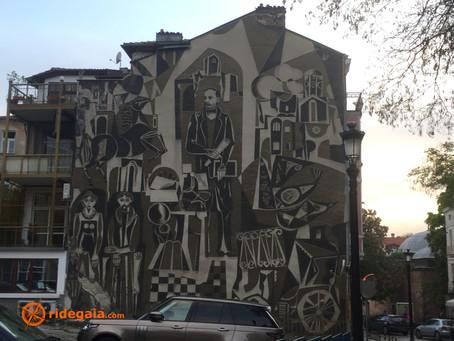 First week in Bulgaria (Video) Πρώτη βδομάδα στη Βουλγαρία (Βίντεο)