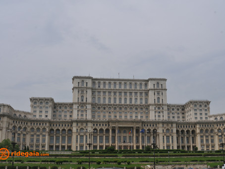 Moto trip to Romania - Part 1 Μοτο-ταξίδι Ρουμανία - Μέρος 1