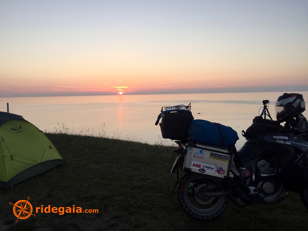 Panga cliffs - Estonia