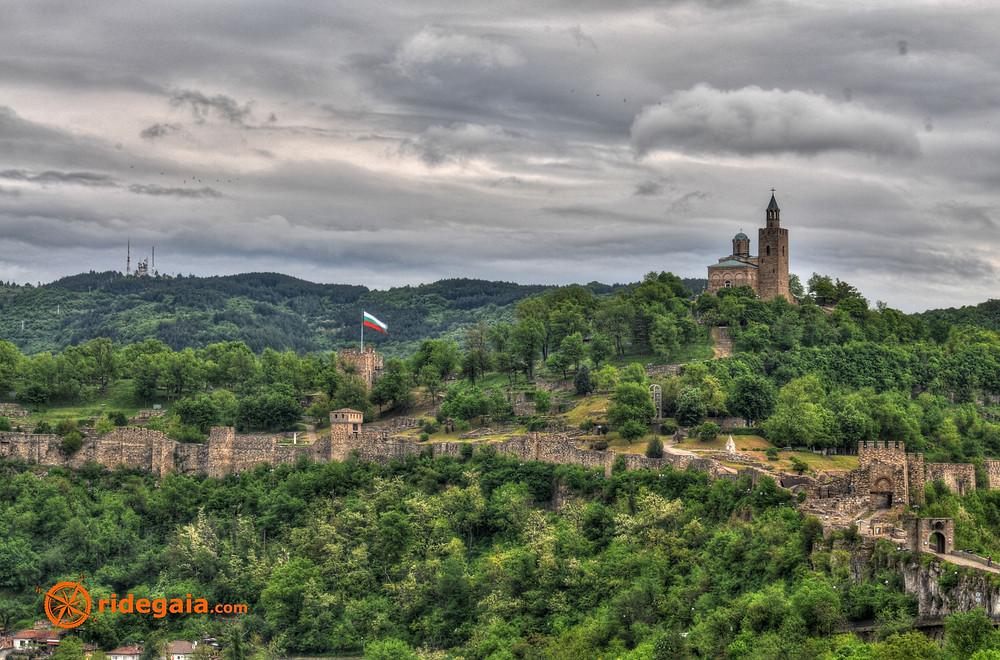 Veliko Tarnovo castle
