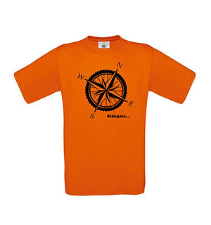 Ridegaia Tshirt Orange