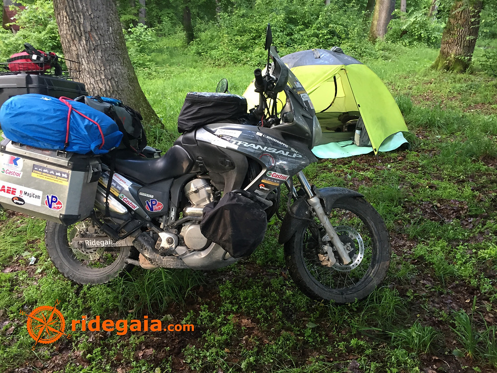 Sighisoara Camping