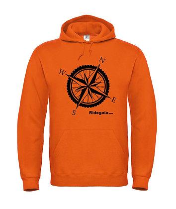 Ridegaia Hoodie Orange