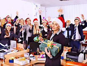 Hosting a Christmas party for your employees?