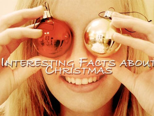 Interesting Christmas Facts